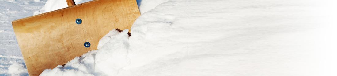 Winterdienst Headline-Bild